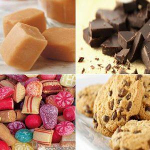 Zoetigheden, Chocola & Koekjes